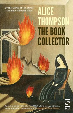 The Book Colletor - Alice Thompson
