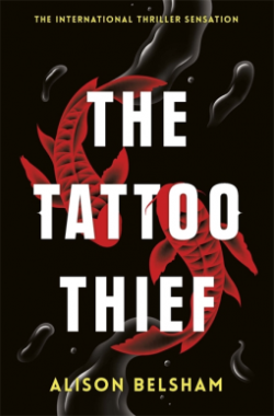 The Tattoo Thief - Alison Belsham