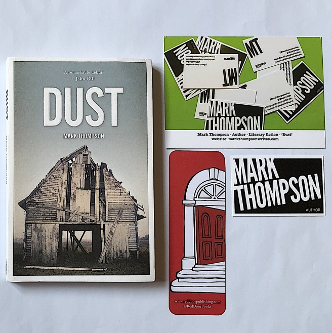 Dust bookplate