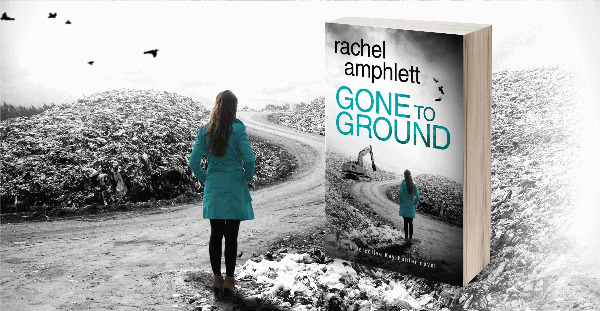 Blog Tour | Book Review: Gone to Ground by Rachel Amphlett (Detective#KayHunter6)