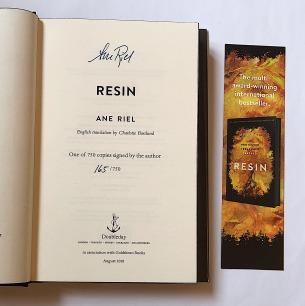 G BOTM - Signed - Resin