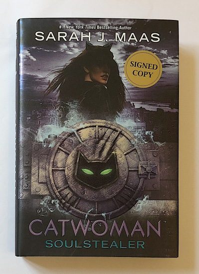 Catwoman - Signed Copy