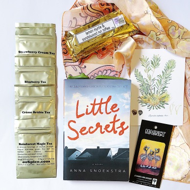 Little Secrets giveaway