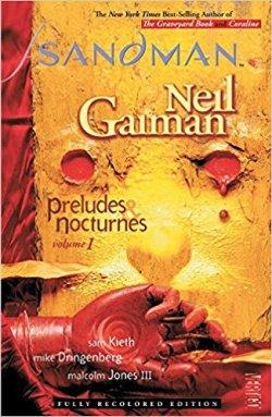 Sandman TP Vol 01 - Preludes & Nocturnes