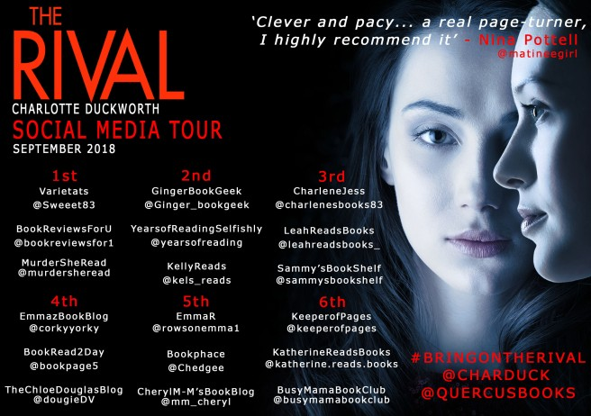 The Rival social media tour