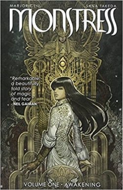 Monstress Vol 1 - Marjorie Liu