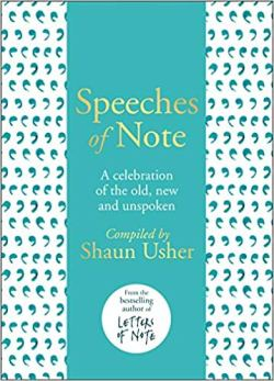 Speeches of Note - Shaun Usher