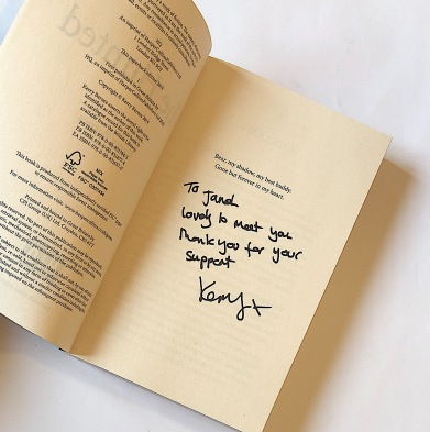 Kerry Barnes - signed