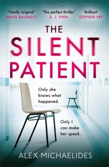 Silent Patient - Alex Michaelides