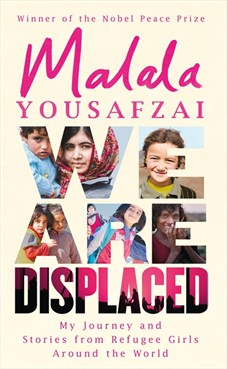 We Are Displaced - Malala Yousafzai