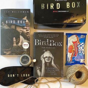 Bird Box Survival Kit