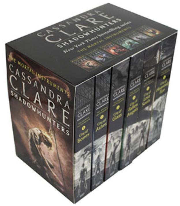 Cassandra Clare Boxset