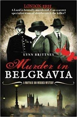 Murder in Belgravia - Lynn Brittney
