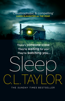 Sleep by CL Taylor